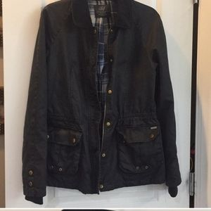 Jacket zara TRF  jacket black